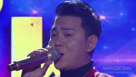 TNT All-Star Grand Resbak Huling Tapatan: Julius Cawaling sings I Believe Image Thumbnail