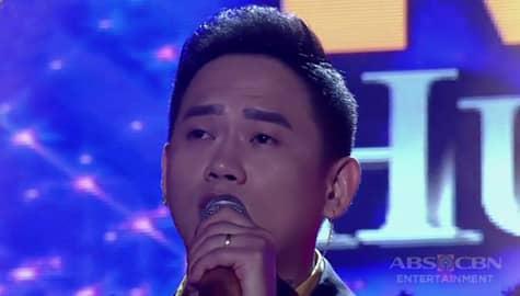 TNT All-Star Grand Resbak Huling Tapatan Day 2: Mark Michael Garcia sings There's No Easy Way Image Thumbnail