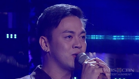TNT All-Star Grand Resbak Huling Tapatan Day 4: Sofronio Vasquez sings Next In Line Image Thumbnail