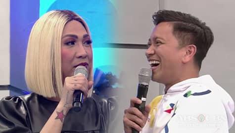 It's Showtime: Jhong, biglang tinawag na Arabo si Vice Ganda Image Thumbnail
