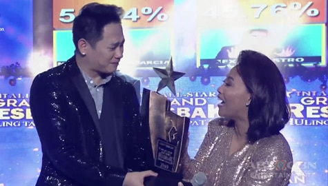 WATCH: Mark Michael Garcia, itinanghal bilang TNT All-Star Grand Resbak Champion!