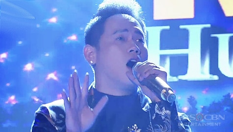TNT All-Star Grand Resbak Huling Tapatan: Mark Michael Garcia sings James Ingram's I Don't Have The Heart   Round 1 Image Thumbnail