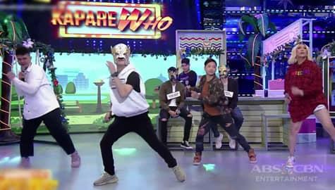 WATCH: Vice Ganda, Jhong at Vhong, nag-zumba sa It's Showtime Image Thumbnail