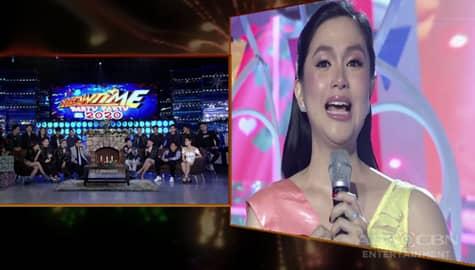 Mariel, may mensahe sa kanyang It's Showtime family ngayong bagong taon Image Thumbnail
