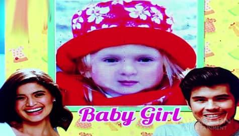 It's Showtime family, ipinakita ang magiging itsura ng baby nina Anne at Erwan Image Thumbnail