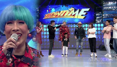 Vice Ganda, may aliw na wish para sa kanyang It's Showtime family Image Thumbnail