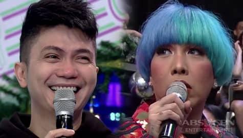 It's Showtime: Vice Ganda, napansin ang namumulang ilong ni Vhong Image Thumbnail