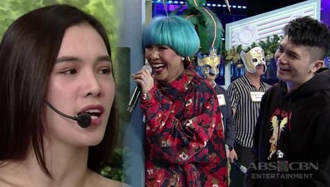 It's Showtime: Vice Ganda, napasilip sa hugot na binitawan ni Ate Girl Jackque! Image Thumbnail