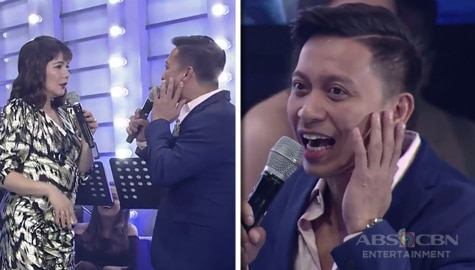 It's Showtime: Jhong, nagulat nang makitang first time manampal ni Tyang Amy Image Thumbnail