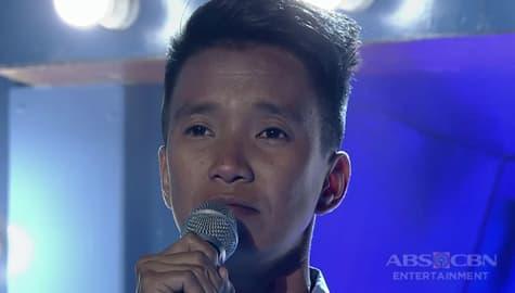 TNT 4: Mindanao contender CJ Wangka sings Ang Buhay Ko Image Thumbnail