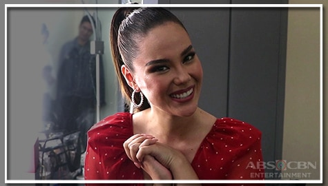 "Catriona Gray finds It's Showtime hosting gig ""fun and amazing"" Image Thumbnail"