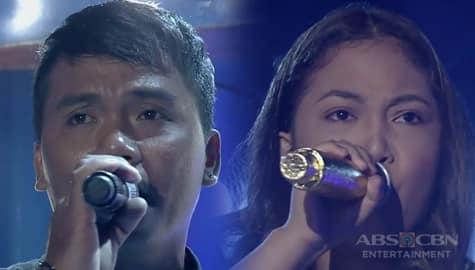 TNT 4: Raymundo Lucy, sinubukan agawin ang golden microphone kay Daphny Mandin Image Thumbnail