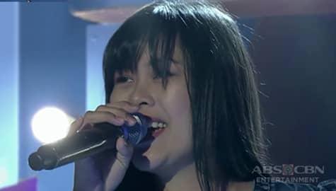 TNT 4: Luzon contender Andria Reblora sings Sayang Na Sayang Image Thumbnail