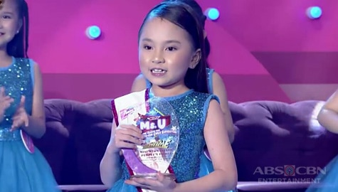 It's Showtime: Gav Villanueva, nanalo ng Madlang People's Choice award sa Mini Miss U weekly finals Image Thumbnail