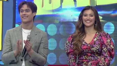 It's Showtime: Liza at Enrique, sinorpresa ang Madlang People sa PiLing Lucky! Image Thumbnail