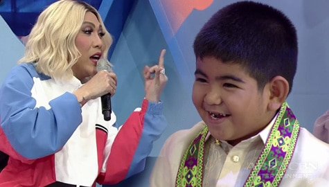 It's Showtime: Vice Ganda, sinubukan ang husay ni Yorme sa Mathematics Image Thumbnail