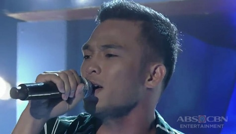 TNT 4: Mindanao contender Lobertsan Duayao sings When a Man Loves a Woman Image Thumbnail