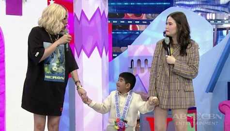 It's Showtime: Yorme, humarap sa acting kasama sina Vice Ganda at Bela Image Thumbnail