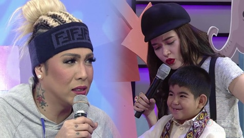 It's Showtime: Bela at Vice Ganda, may pagtatampo kay Yorme! Image Thumbnail