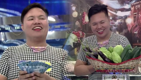 WATCH: 100,000 jackpot, naiuwi ng isang Piling Lucky contestant na si Jay-Ar sa It's Showtime! Image Thumbnail