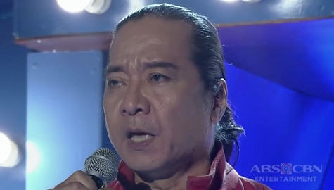 TNT 4: Luzon contender Elmer Capistrano sings I Who Have Nothing Image Thumbnail
