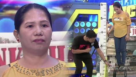 It's Showtime: 150,000 pesos, napanalunan ng isang Piling Lucky na si Jean Image Thumbnail