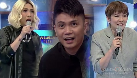 It's Showtime: Vice at Tyang Amy, na-distract sa ginawa ni Vhong Navarro Image Thumbnail