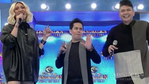 It's Showtime: Vice at Vhong, napagkwentuhan ang mga nakakainis na kasama sa gimikan at inuman Image Thumbnail