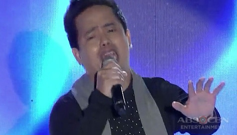 TNT 4: Metro Manila contender Mark Marvin Albia sings I Would Do Anything For Love Image Thumbnail