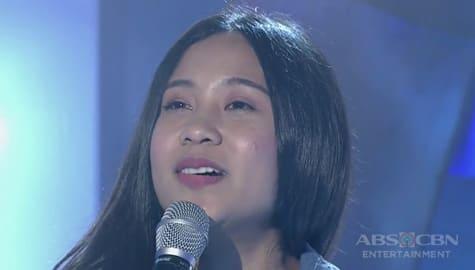 TNT 4: Metro Manila contender Mary Joy Garado sings Araw Gabi Image Thumbnail