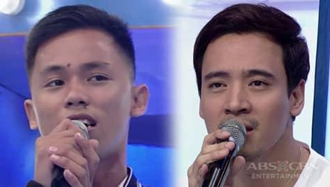 It's Showtime: Jovie, nagkaroon ng pagkakataon na maka-duet ang idol na si Erik Santos Image Thumbnail