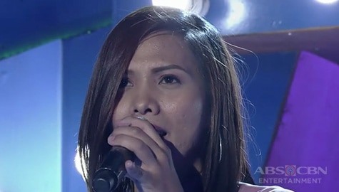 TNT 4: Mindanao contender MJ Herda sings Have I Told You Lately That I Love You Image Thumbnail