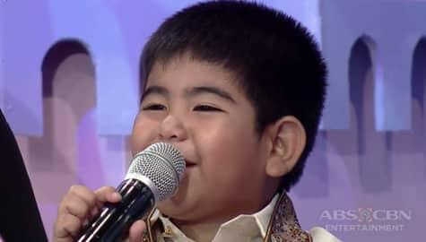 It's Showtime: Yorme, may mensahe sa mga batang nagdadala ng laruan sa school Image Thumbnail