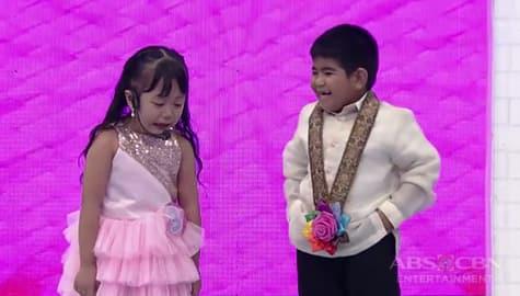 It's Showtime: Yorme, napasabak sa acting kasama si Mini Miss U candidate Image Thumbnail