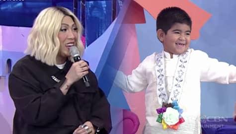 """It's Showtime: Vice Ganda, ipinasayaw kay Yorme ang """"Tala"""" Image Thumbnail"""