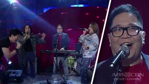 It's Showtime: Jugs Jugueta's birthday performance with Itchyworms and The Company Image Thumbnail