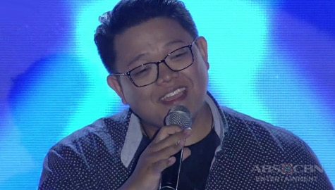 TNT 4: Metro Manila contender Mark Lester Reyes sings Straight From The Heart Image Thumbnail