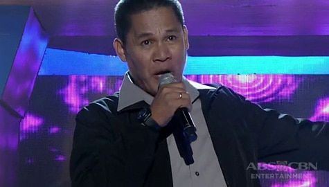 TNT 4: Luzon contender Manny Lucas sings Where Do I Begin (Love Story) Image Thumbnail