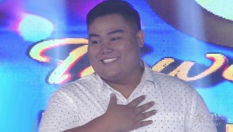 TNT 4: PJ Ramirez, naagaw ang golden mikropono mula kay Micoline Image Thumbnail