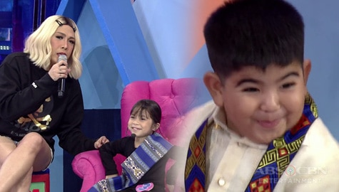 It's Showtime: Vice Ganda, nakahanap na ng katapat ni Yorme sa Mini Miss U Image Thumbnail