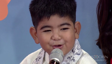 It's Showtime: Yorme, may mensahe sa mga batang nag-aaway! Image Thumbnail