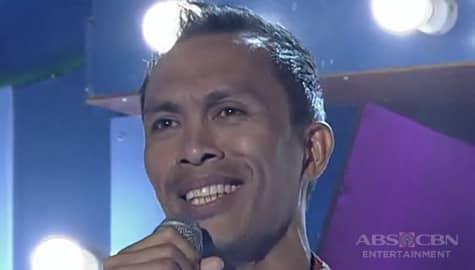 TNT 4: Mindanao contender Dave Yecyec sings Kastilyong Buhangin Image Thumbnail