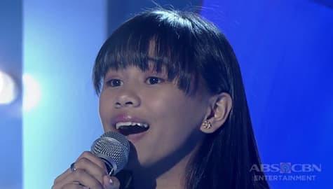 TNT 4: Metro Manila contender Mica Quisel sings Sana Image Thumbnail