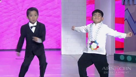 It's Showtime: Yorme, matapang na hinamon sa isang dance showdown si Carlo! Image Thumbnail