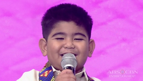 WATCH: 'Manok Na Pula' performed by It's Showtime's Yorme! Image Thumbnail