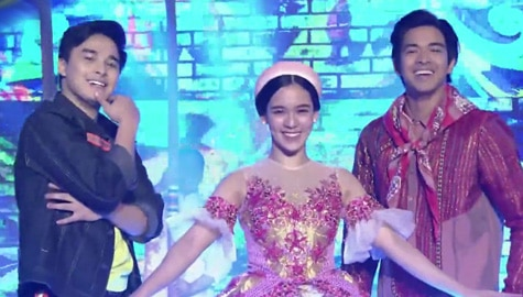 It's Showtime, sinimulan ang selebrasyon ng National Arts Month! Image Thumbnail