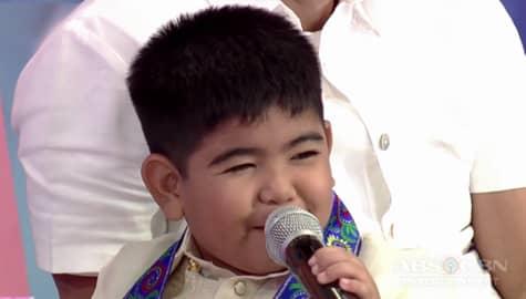 It's Showtime: Yorme, may mensahe sa mga magulang na maraming utos sa kanilang anak Image Thumbnail