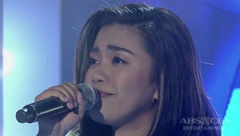 TNT 4: Metro Manila contender Paulette Cambronero sings When You Tell Me That You Love Me Image Thumbnail