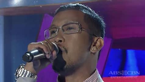 TNT 4: Mindanao contender Jeremy Miranda sings Can't Help Falling In Love Image Thumbnail