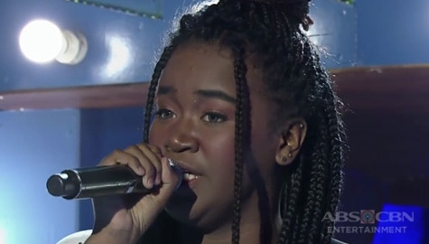 TNT 4: Luzon contender Grace Alade sings If I Ain't Got You Image Thumbnail